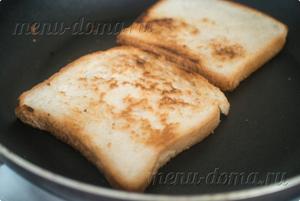 Перевернутый хлеб