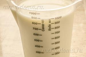 1 литр молока