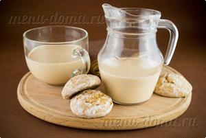 Готовое топленое молоко в мультиварке
