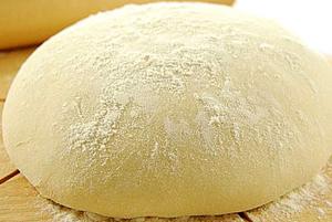 Бстрое тесто на кефире