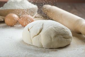 Бстрое тесто для пирожков на воде