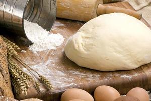Быстрые рецепт теста для пирожков на йогурте