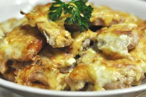 Рецепт куриной печени, жареной в мультиварке