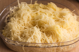 Картофельная основа