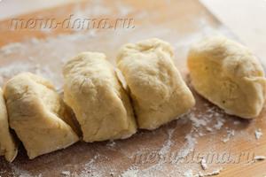 Пирожочные заготовки