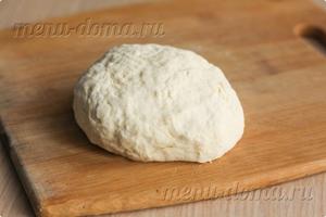 Тесто для лепешек