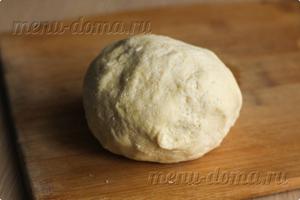 Творожное тесто для печенья