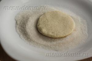 Заготовка в сахаре