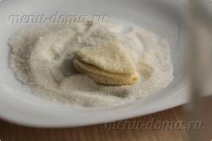 Готовое к выпечке печенье
