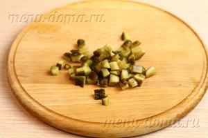 Винегрет из запечённых овощей , пошаговый рецепт с фото